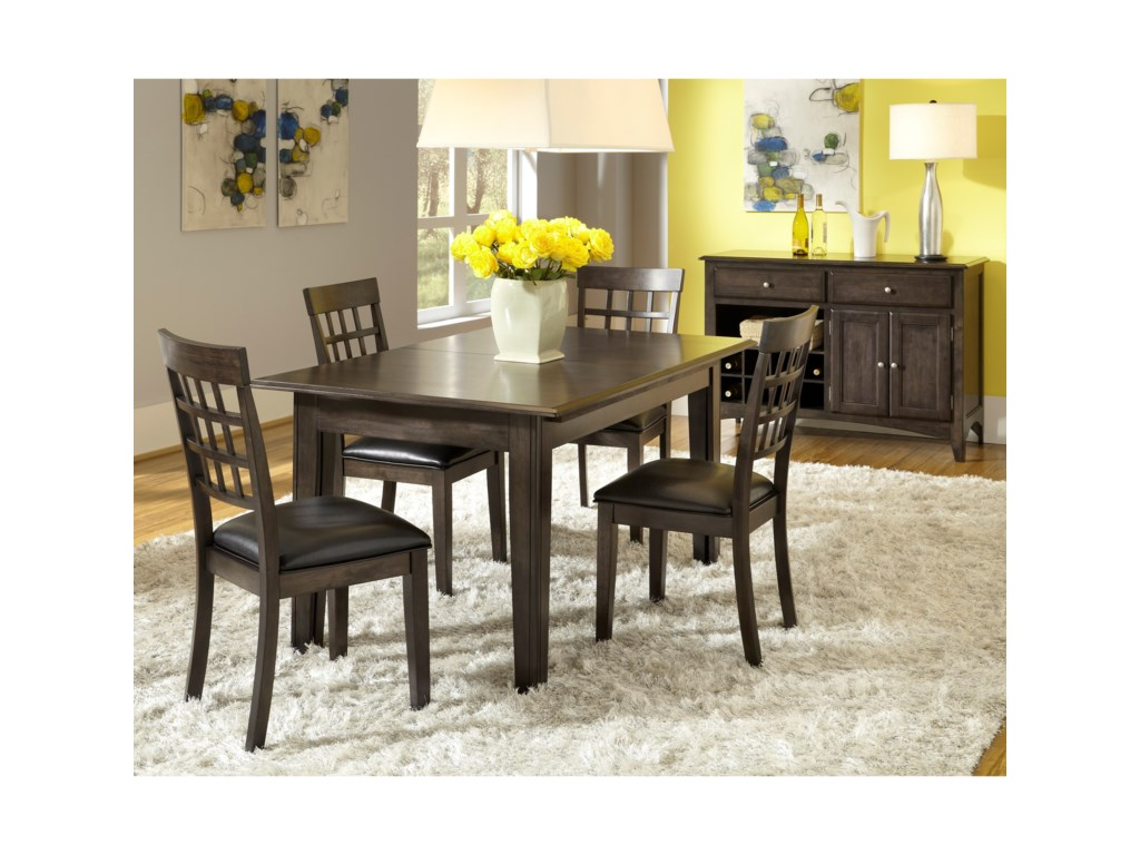 AAmerica Bristol Point - WGVers-A-Table With 3 Leaves