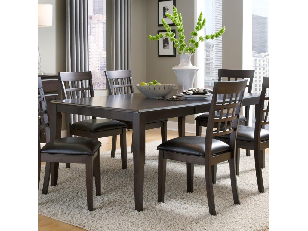 AAmerica Bristol Point - WGButterfly Leg Table