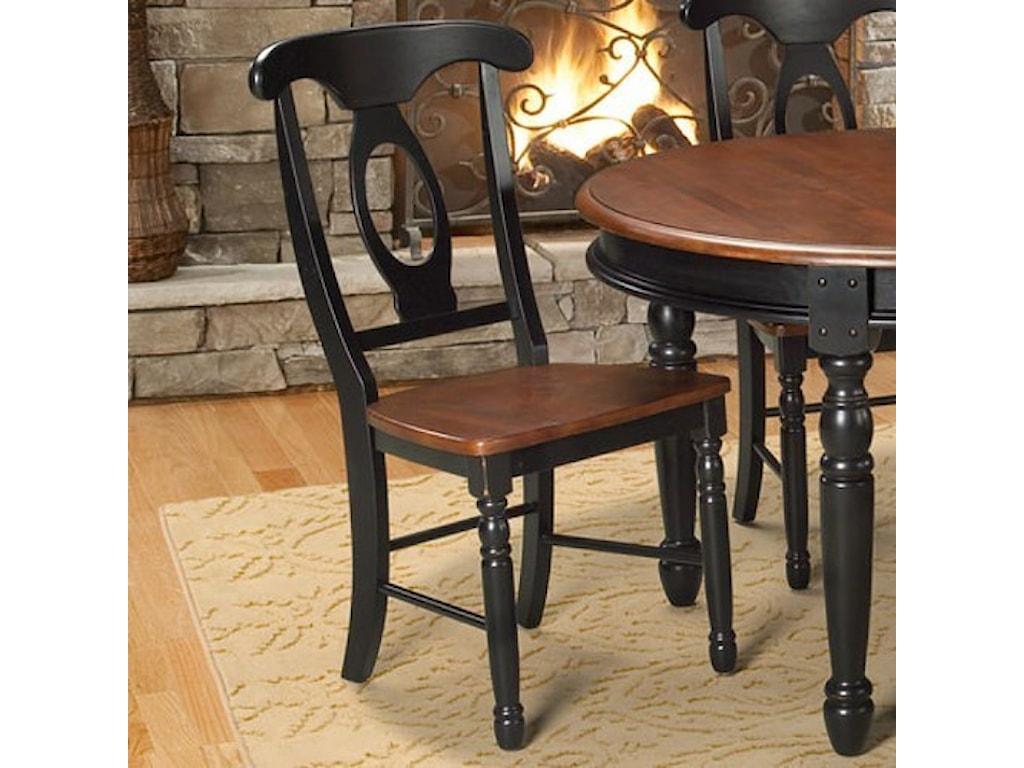 AAmerica British IslesNapoleon Side Chair