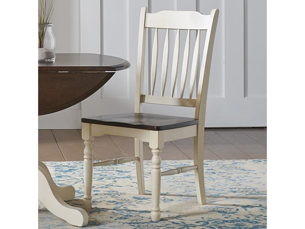 AAmerica British Isles - COSlatback Side Chair
