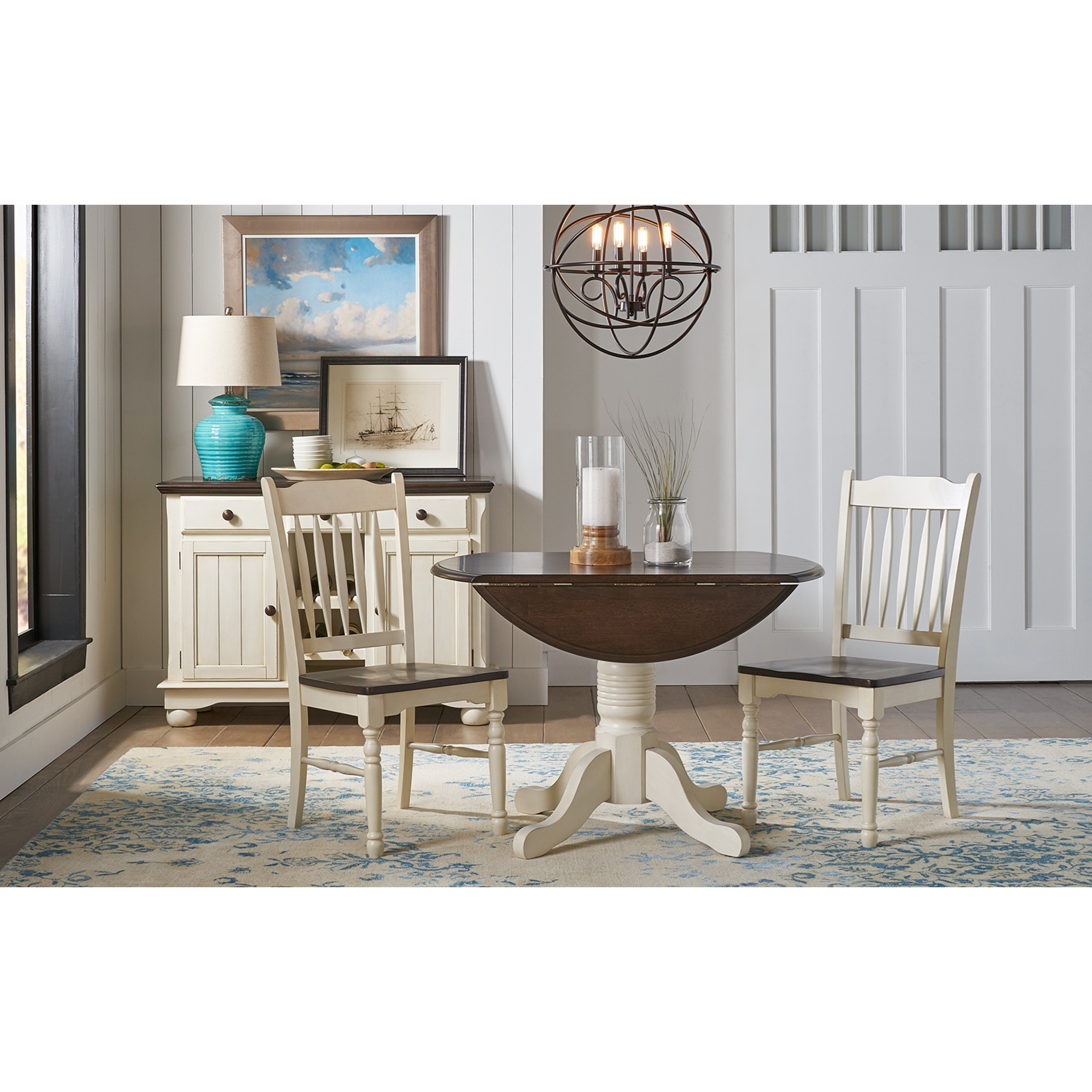 AAmerica British Isles   CO3 Piece Dining Set