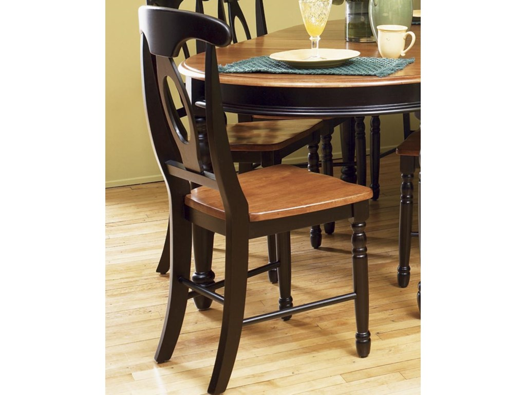AAmerica British IslesNapoleon Side Chair