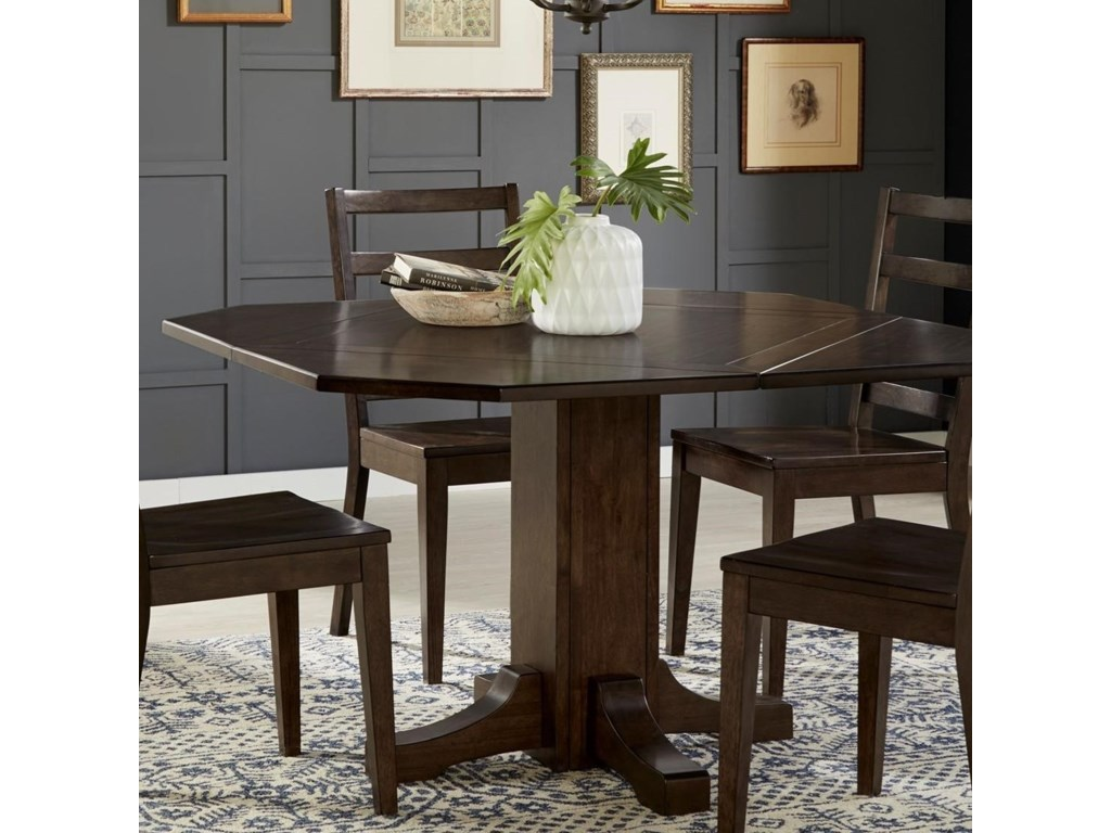 AAmerica Brooklyn Heights5 Piece Drop Leaf Dining Set