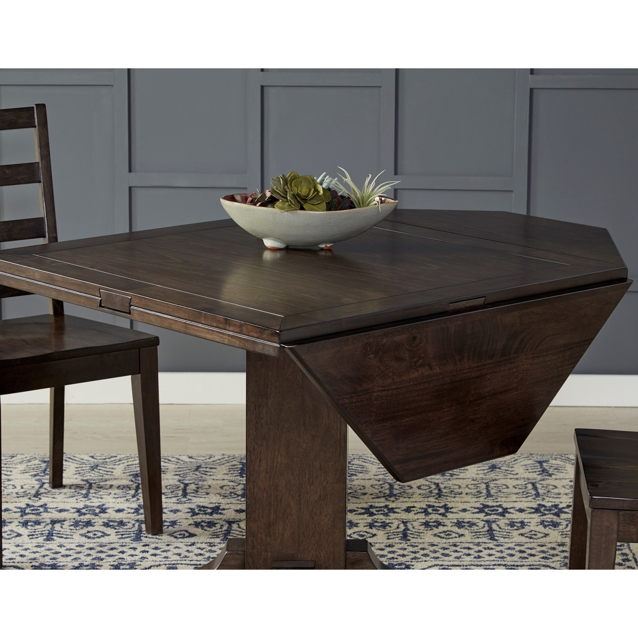 AAmerica Brooklyn Heights Drop Leaf Dining Table