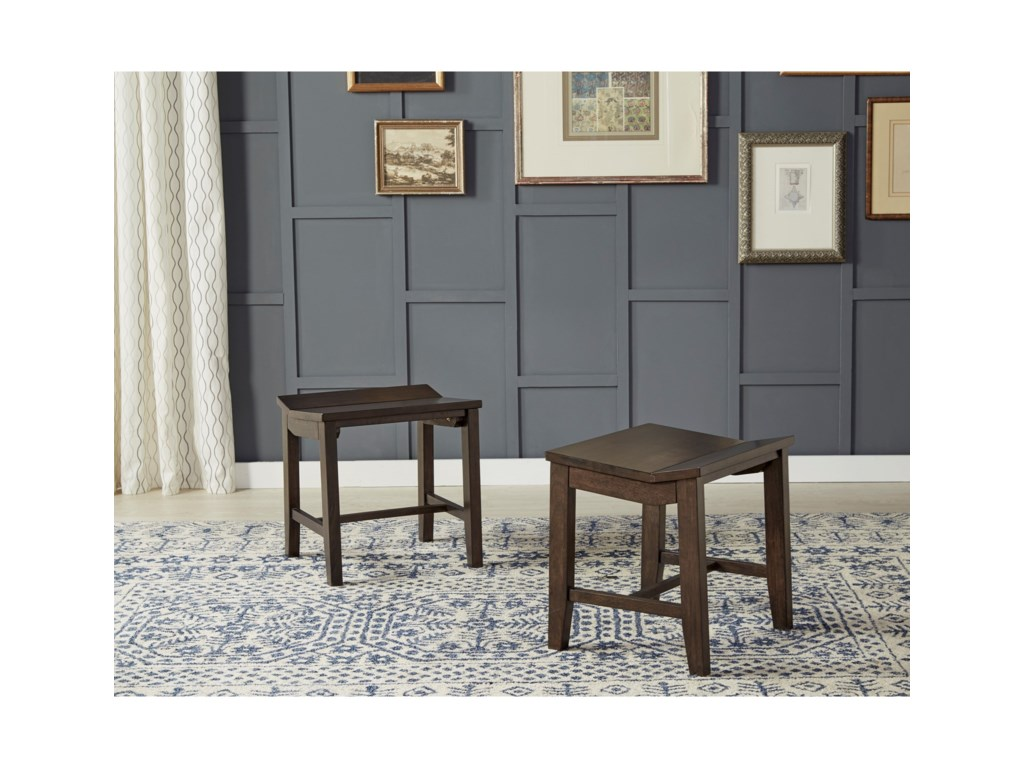 AAmerica Brooklyn Heights3 Piece Flip Top Dining Set
