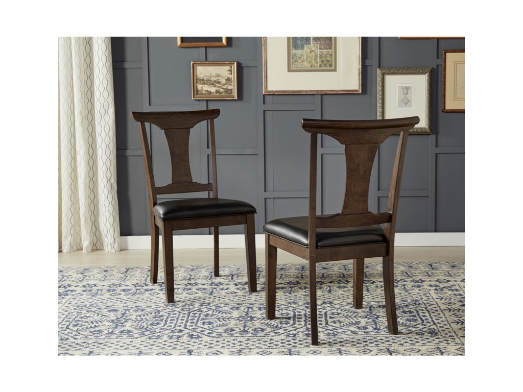 AAmerica Brooklyn Heights5 Piece Sqaure Leg Dining Set