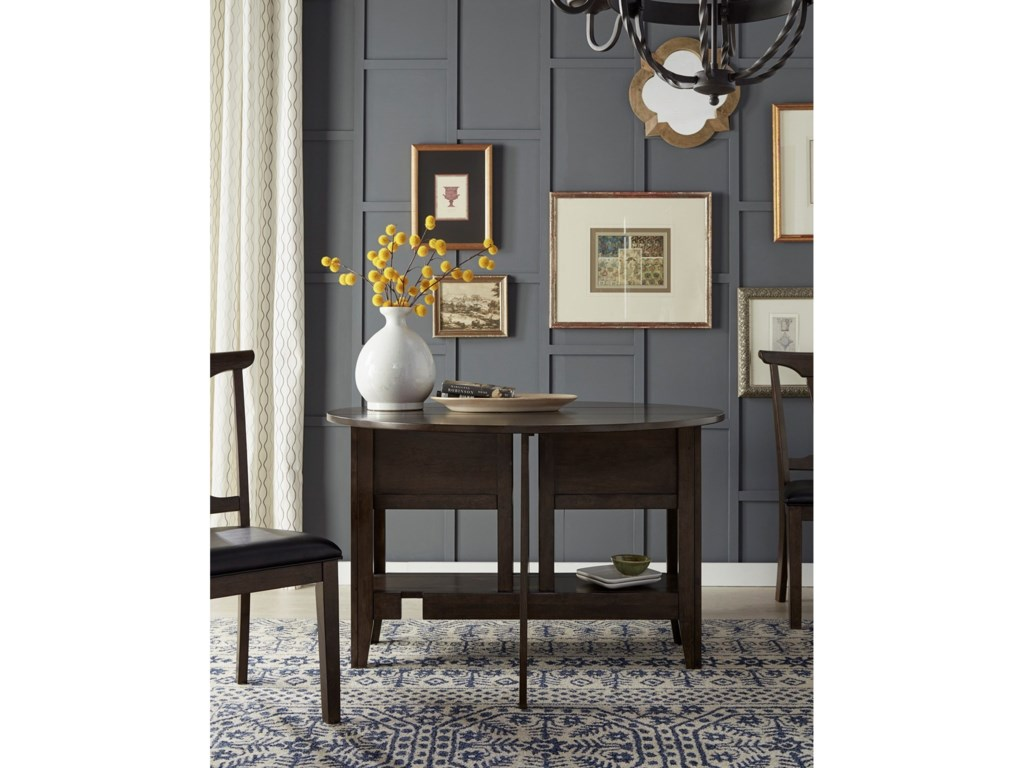 AAmerica Brooklyn Heights3 Piece Gate Leg Dining Set