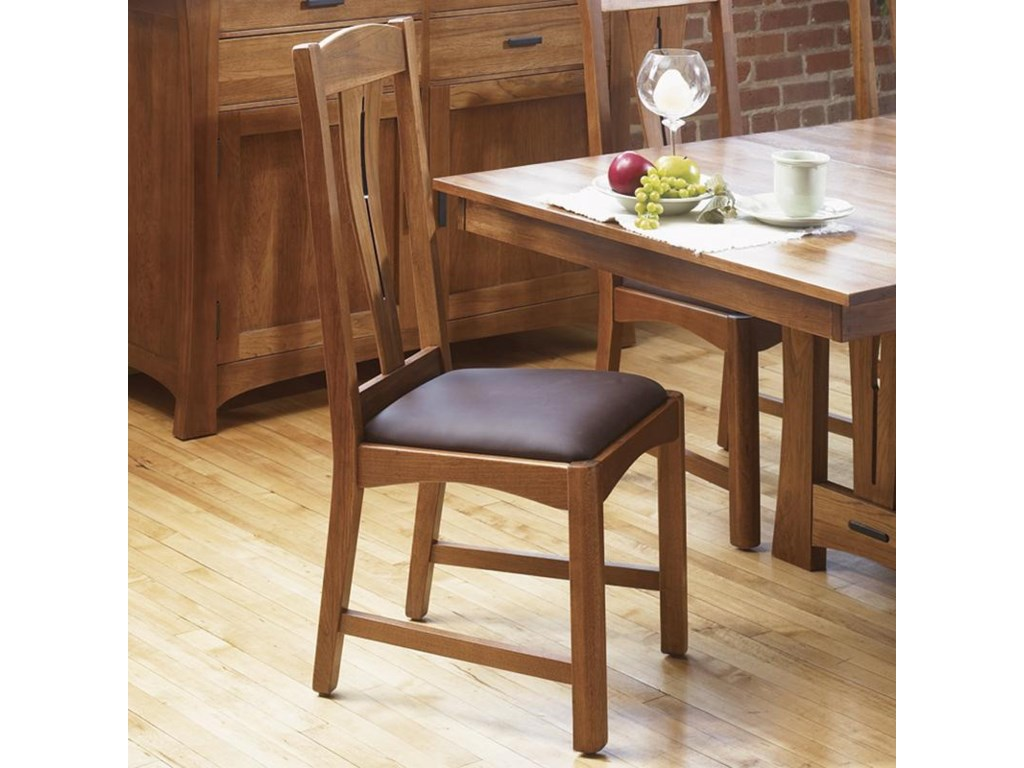 AAmerica Cattail BungalowComfort Side Chair