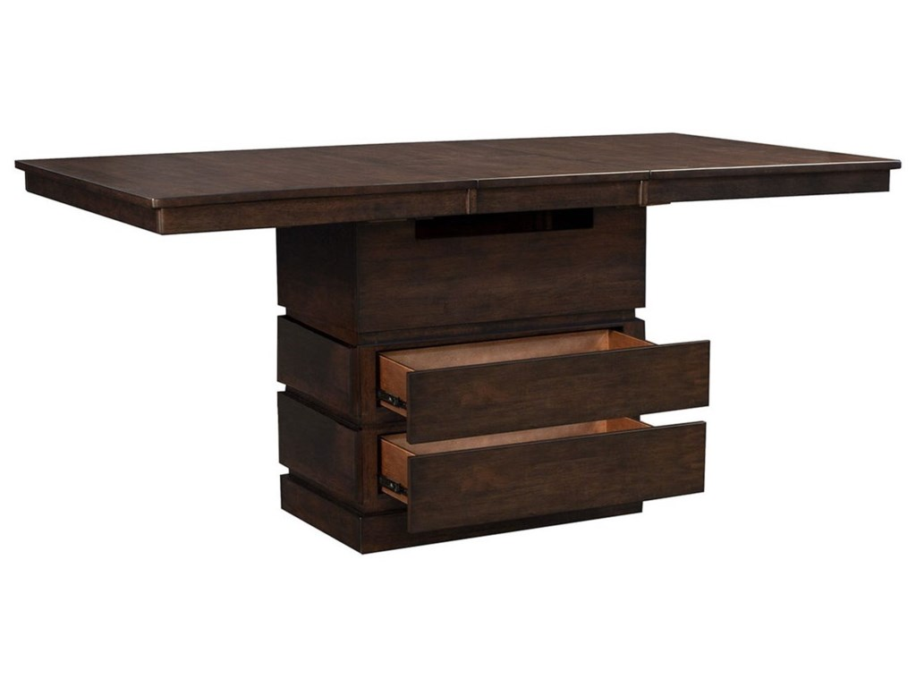 AAmerica ChesneyConvertible Height Storage Table