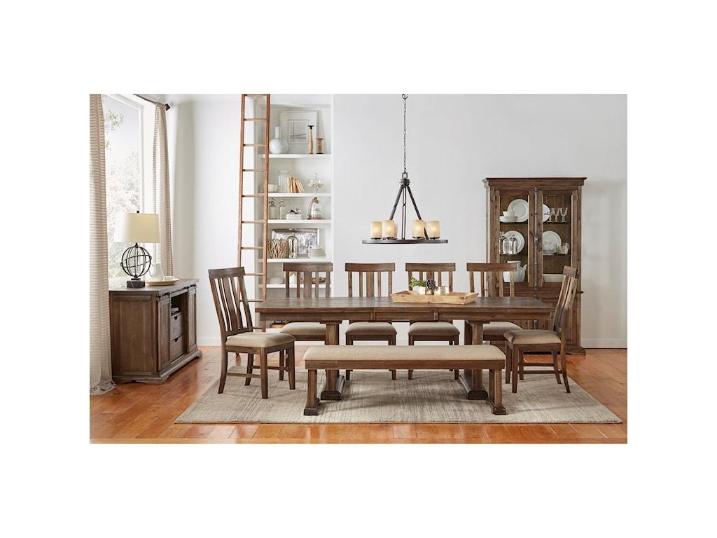 AAmerica DawsonTrestle Table