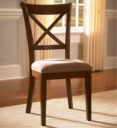 AAmerica DesotoX-Back Side Chair
