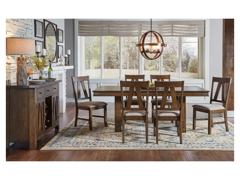 AAmerica Eastwood DiningCasual Dining Room Group