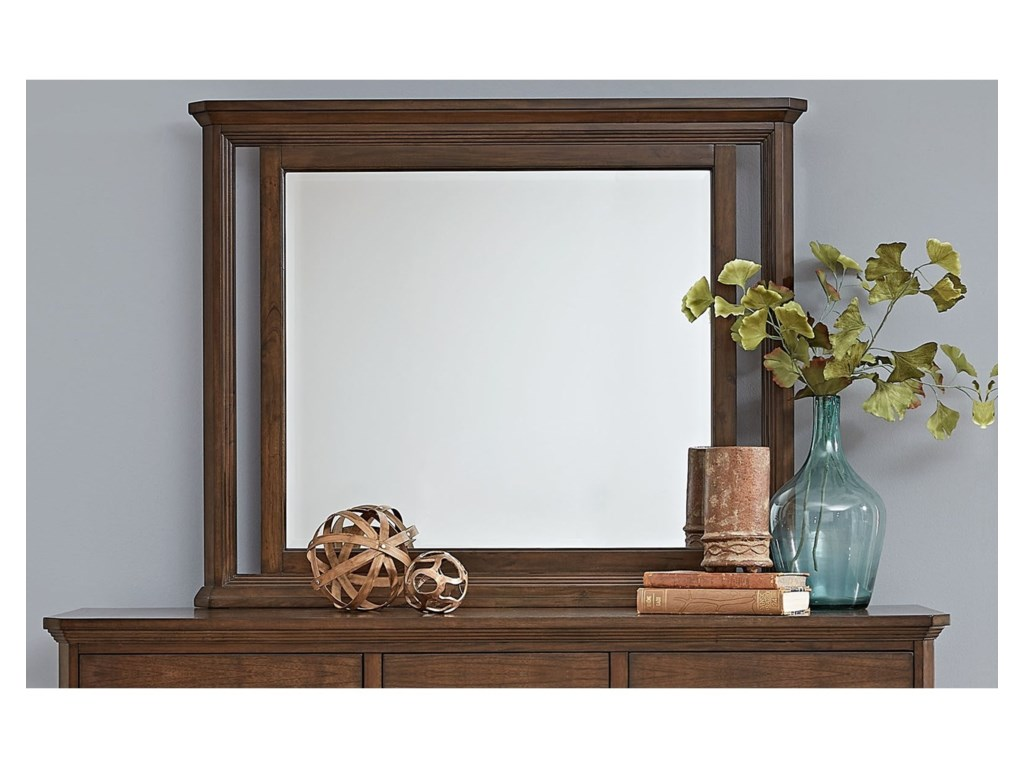 AAmerica Filson CreekLandscape Mirror