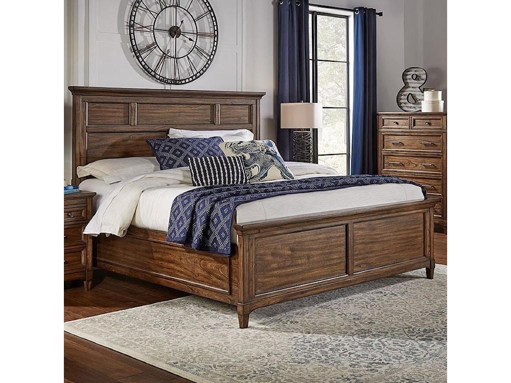 AAmerica HarborsideQueen Panel Bed