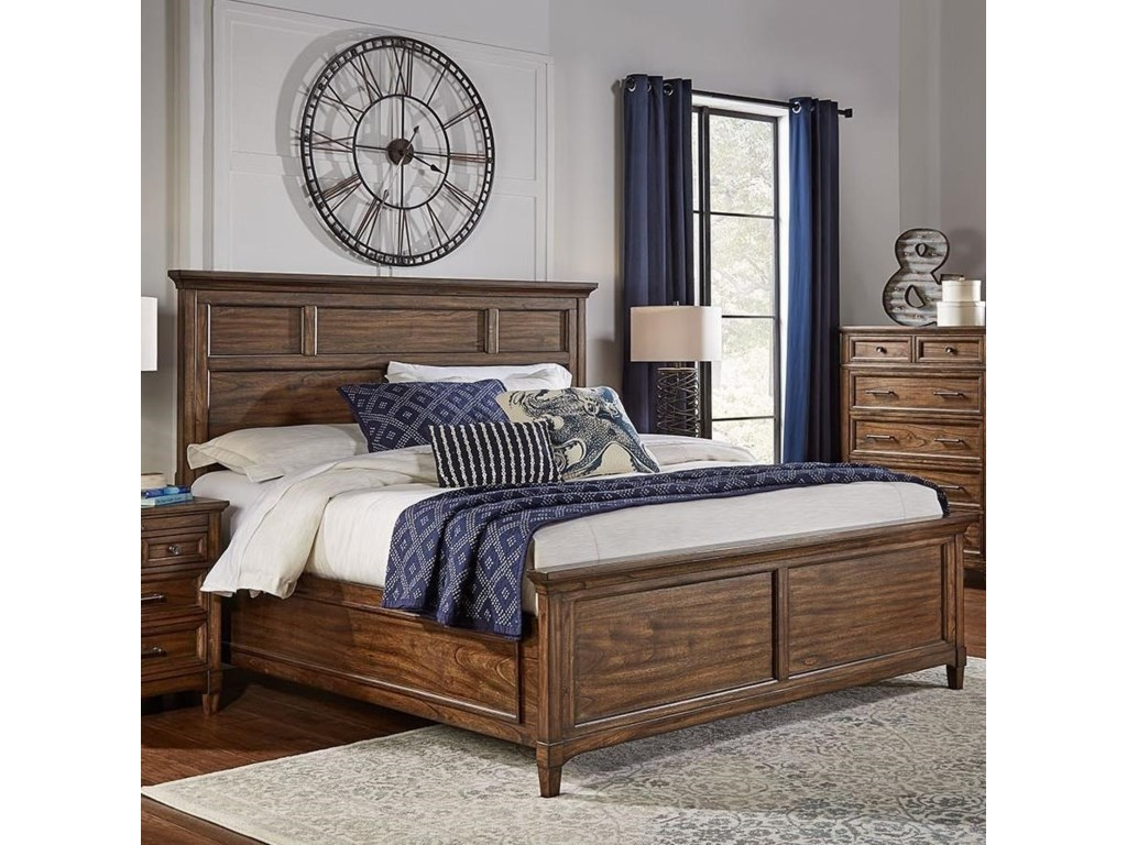 AAmerica HarborsideKing Panel Bed