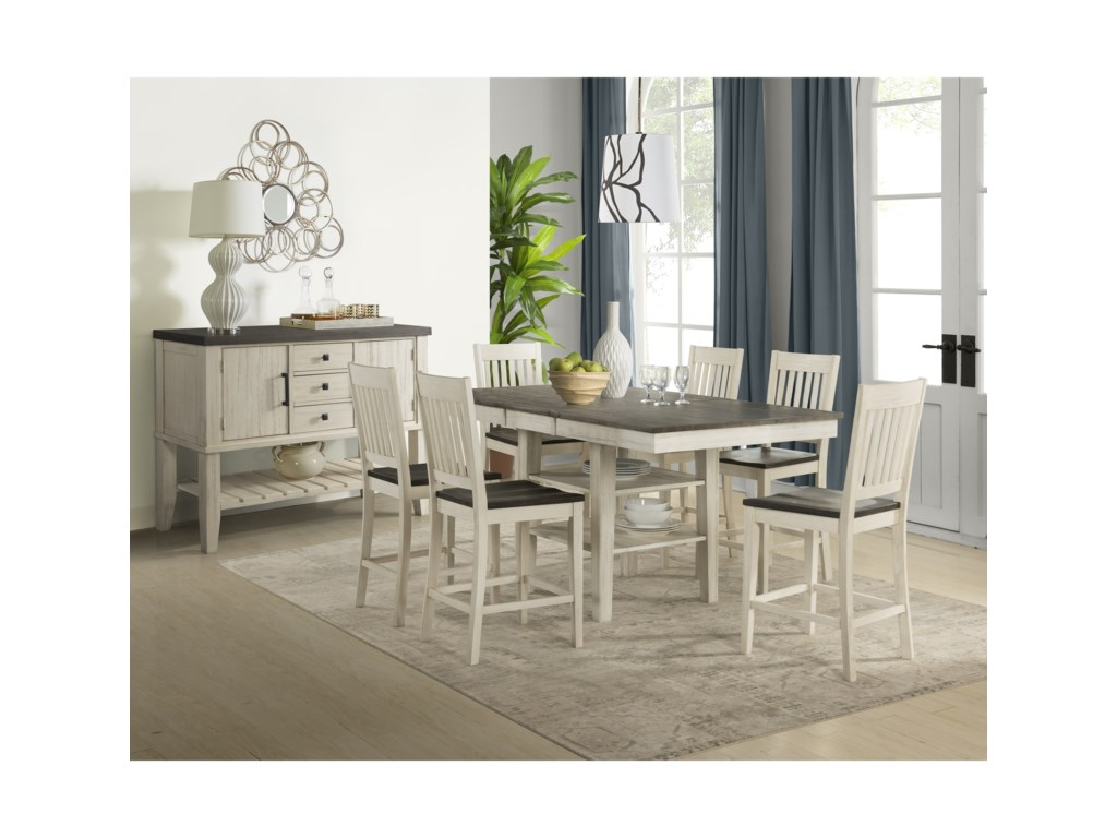 AAmerica HuronFormal Dining Room Goup