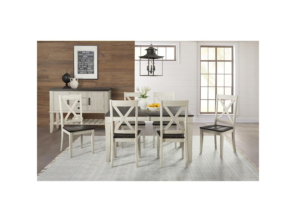 AAmerica HuronFormal Dining Room Group