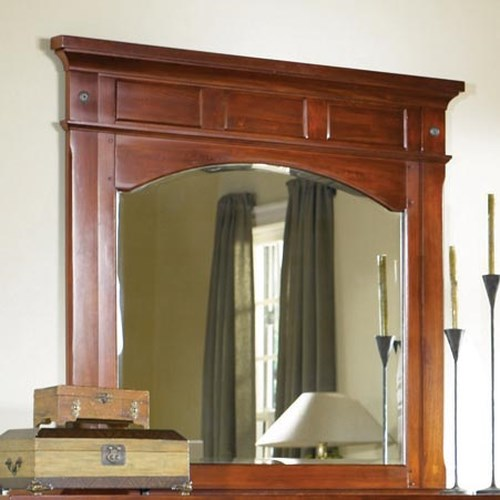 AAmerica Kalispell Mantel Mirror