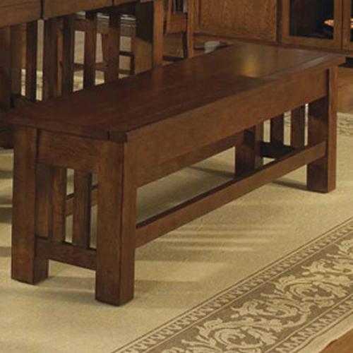 AAmerica LaurelhurstStorage Bench; AAmerica LaurelhurstStorage Bench Shown  With Buffets, Dining Table, ...