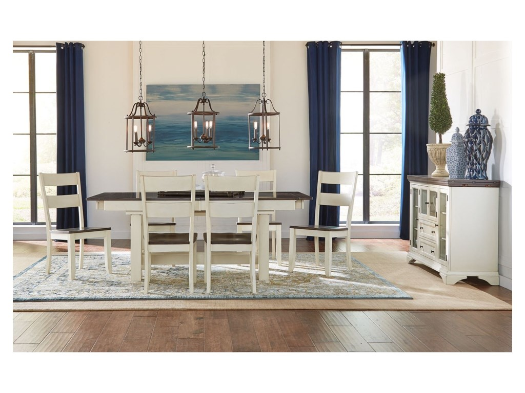 AAmerica MariposaFormal Dining Room Group