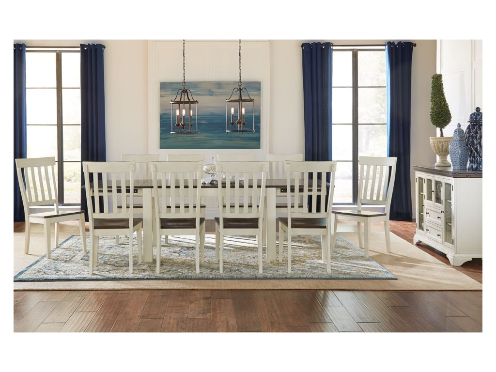 AAmerica MariposaCasual Dining Room Group