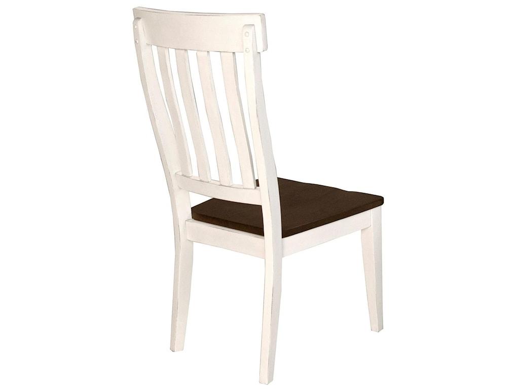 AAmerica MariposaSlatback Side Chair