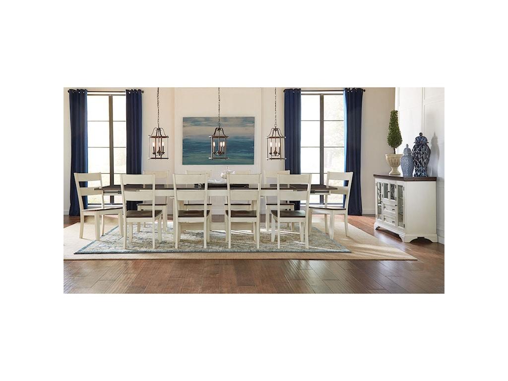 AAmerica MariposaTrestle Table