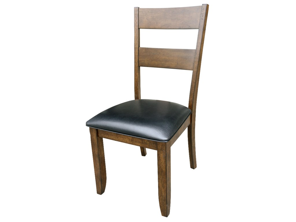 AAmerica MariposaLadderback Side Chair