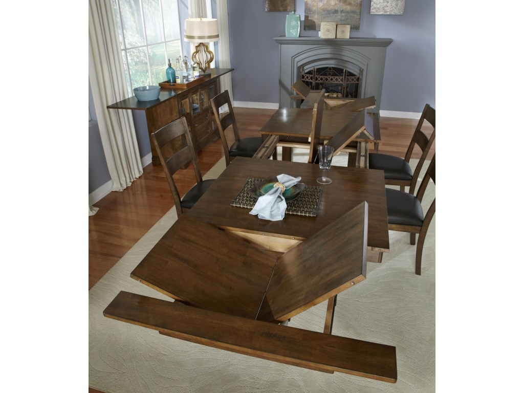 AAmerica Mariposa11 Piece Table and Chairs Set