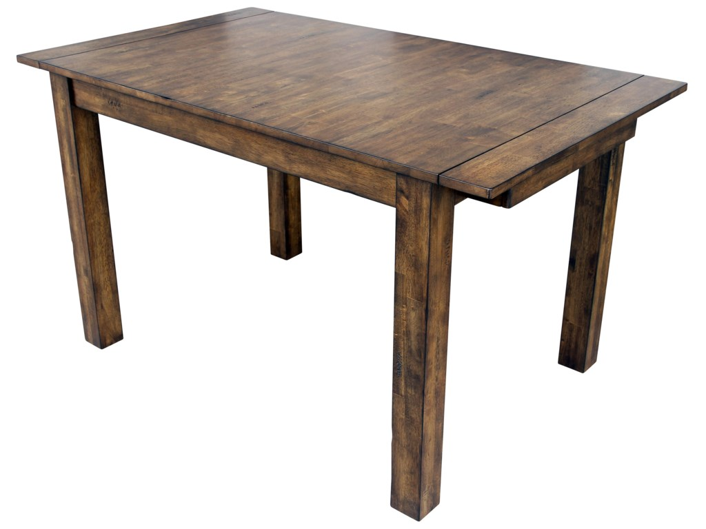 Winchester Dining Leg Table With 2 Self Storing Erfly Leaves Ruby Gordon Home Kitchen Tables