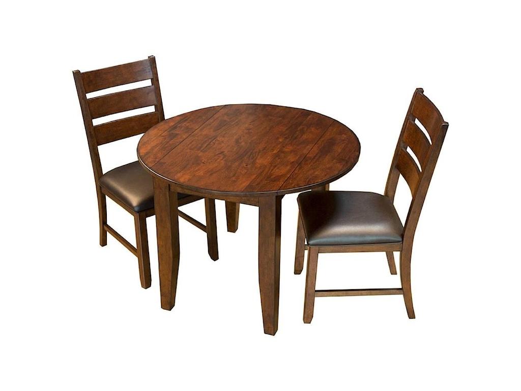 AAmerica MasonLadderback Side Chair