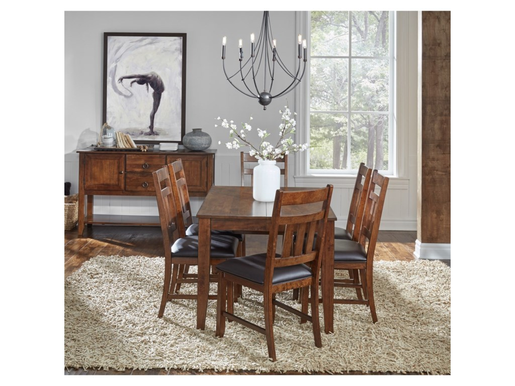 AAmerica MasonSquare Dining Table