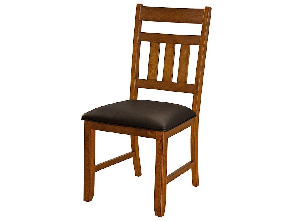 AAmerica MasonSlatback Side Chair