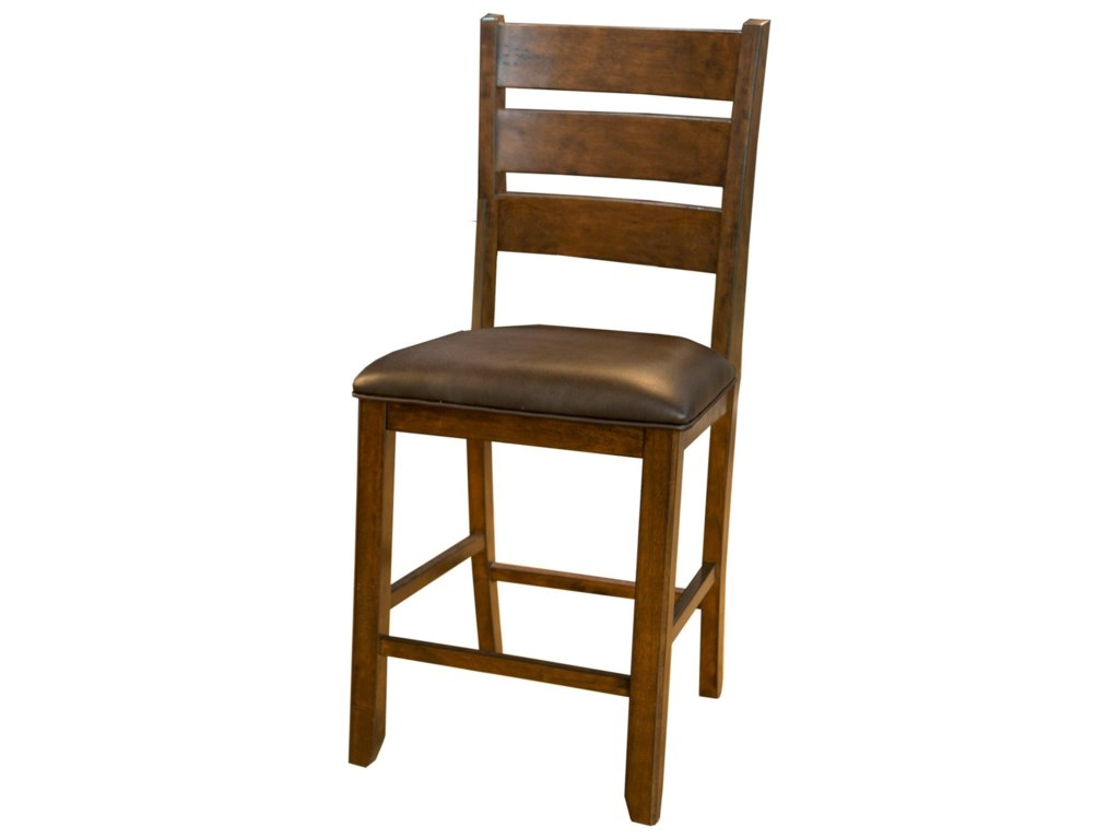 AAmerica MasonLadderback Gathering Height Stool