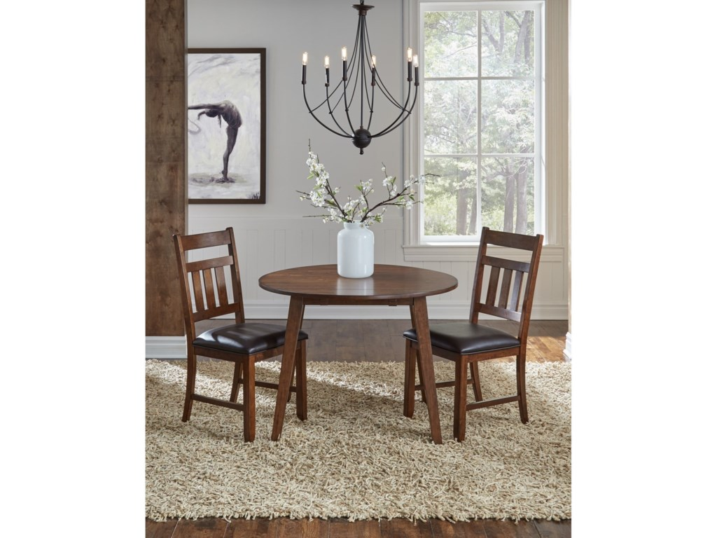 AAmerica Mason3 Piece Dining Set