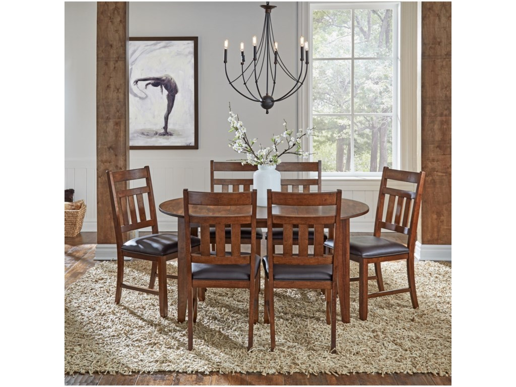 AAmerica Mason7 Piece Dining Set