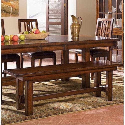AAmerica Mesa Rustica Dining Bench