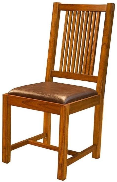 AAmerica Mission HillSlatback Side Chair
