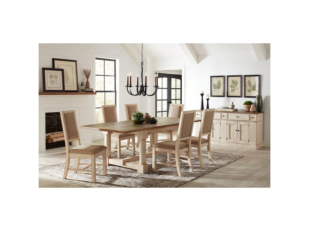AAmerica MonasteryCasual Dining Room Group