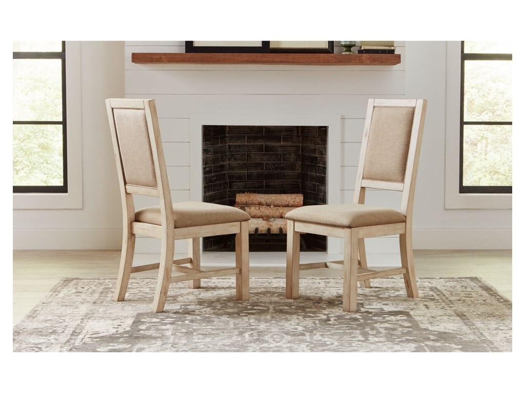 AAmerica MonasteryUpholstered Dining Chair