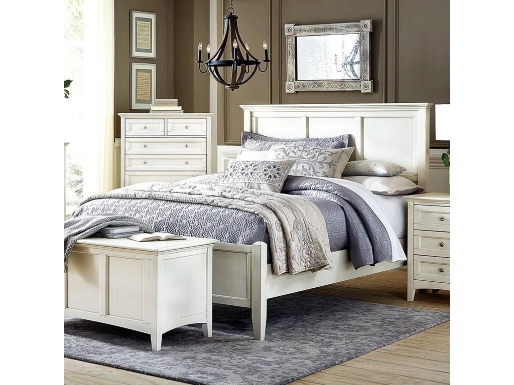 AAmerica NorthlakeKing Panel Bed