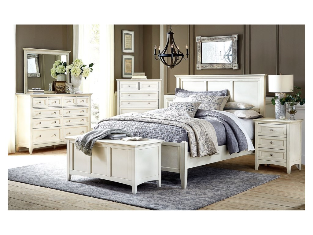 AAmerica NorthlakeQueen Bedroom Group
