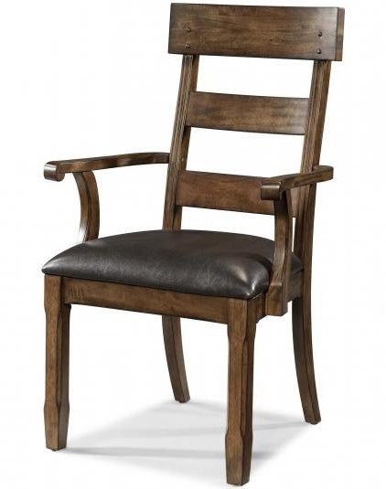 AAmerica OzarkPlank Arm Chair