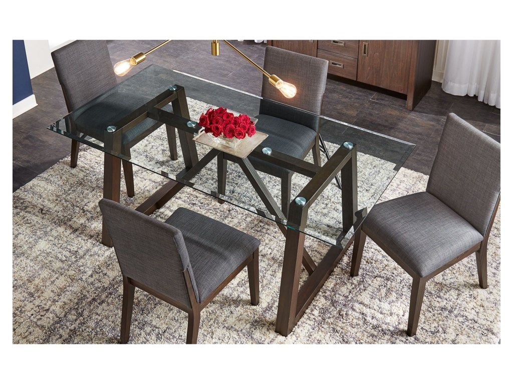 AAmerica Palm Canyon5-Piece Table Set