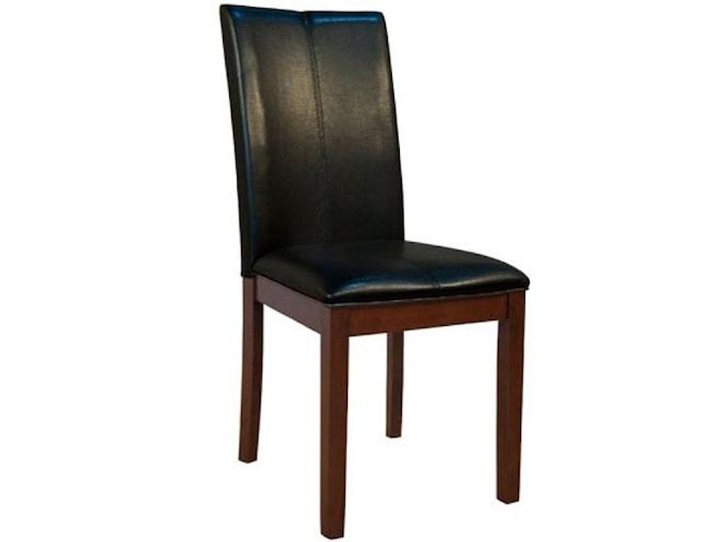 AAmerica Parson ChairsBlack Parson Chair