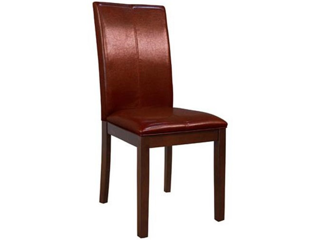 AAmerica Parson ChairsRed Parson Chair