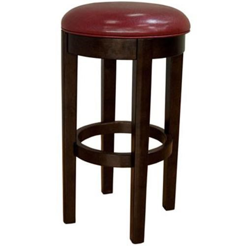 Aamerica Parson Chairs 30 Inch Bar Stool With Swivel Seat Dinette