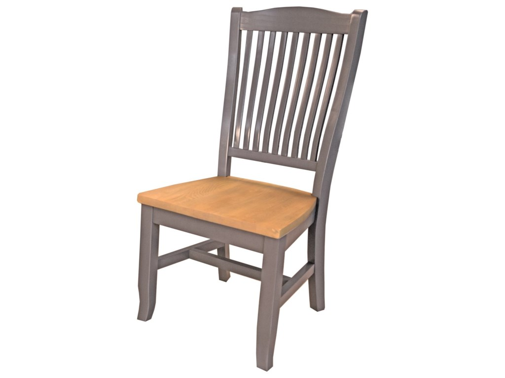 AAmerica Port TownsendSlatback Side Chair