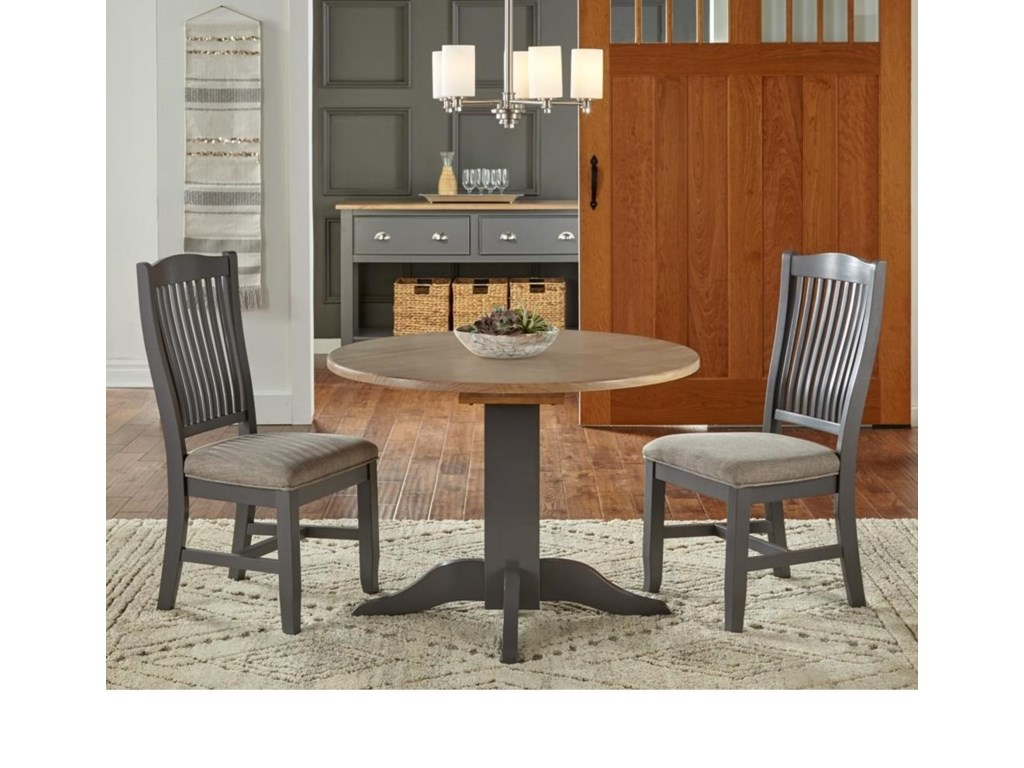 AAmerica Port Townsend3 Pc Table Set