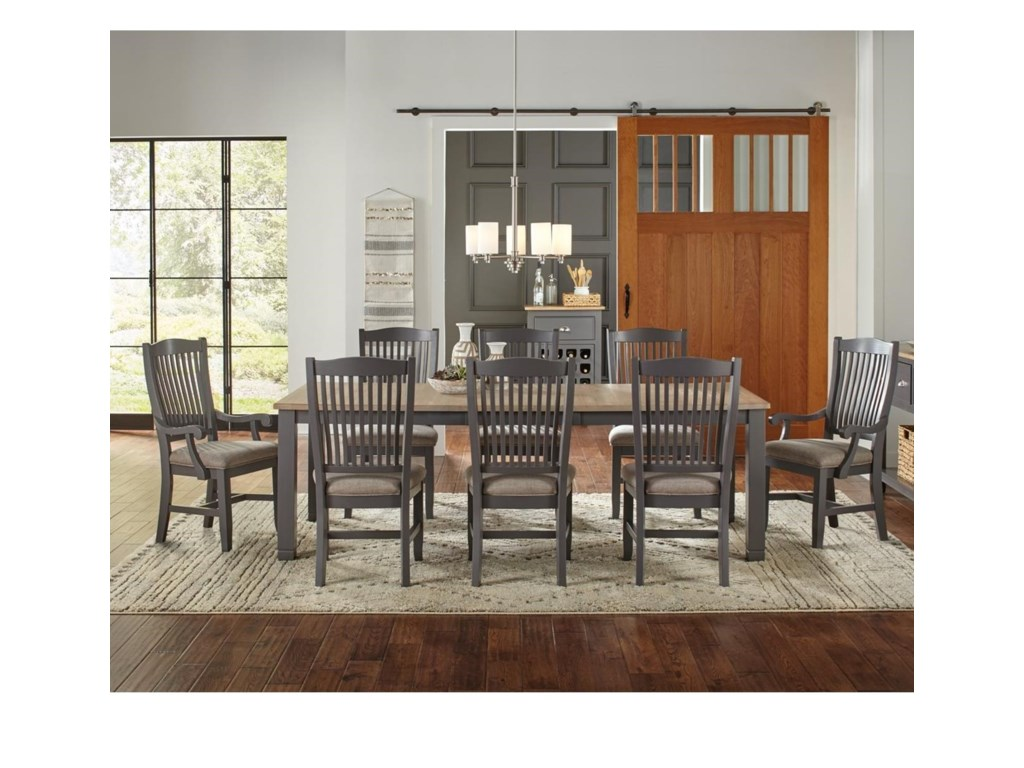 AAmerica Port Townsend9 Pc Table Set